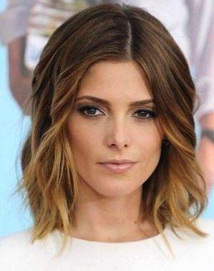 Frauen Frisur Halblang Frisuren Frauenfrisurhalblang
