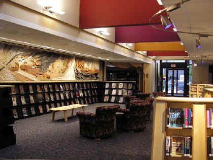 Pin By Glenn Partners On Interior Media Library Mount Clemens Public Library Library