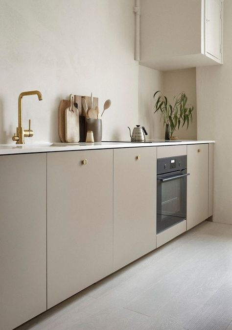 Our kitchen. #küche #inspo #beige #clean