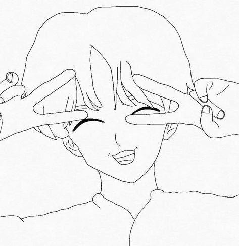 I drew this little drabble for Nam's birthday. I didn't add color because I'm still learning how to do it in digital art. Hope you all like it! #bts #namjoon #happybirthdaynamjoon #ourmoonchildRM #namjoonday  ©️ ichigonodezato (Instagram)