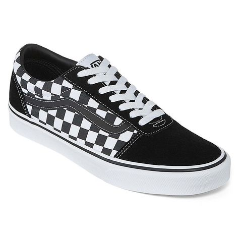 4ceaa0f23a928 Vans Ward Mens Skate Shoes Lace-up