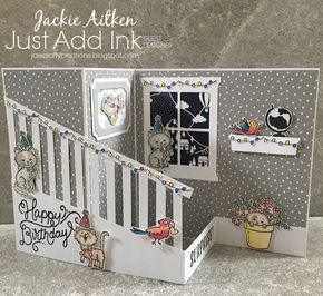 Jaxx Crafty Creations: Just Add Ink #371 Choose Two