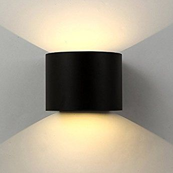 Applique Mural Interieur Exterieur Led Lampe Murale Moderne Etanche Ip65 Reglable Lampe Up And Down Desig Applique Murale Interieur Lampe Murale Parement Mural