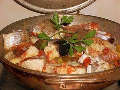 Cataplana De Peixe Receitas Crock Pot Recipes Ideias Para Cozinha