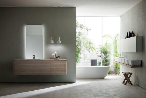 Badezimmer Ausstattung Ki By Scavolini Bathrooms Design Nendo Luxus Badezimmer Moderne Einrichtung Und Zeitgenossische Badezimmer