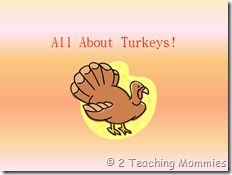 all about turkey powerpoint