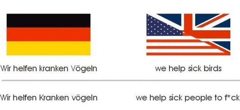 Gotta love the Germans