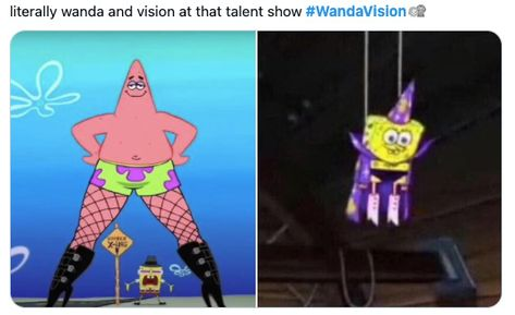 35+ Hilarious DisneyPlus WANDAVISION Memes - Guide For Geek Moms