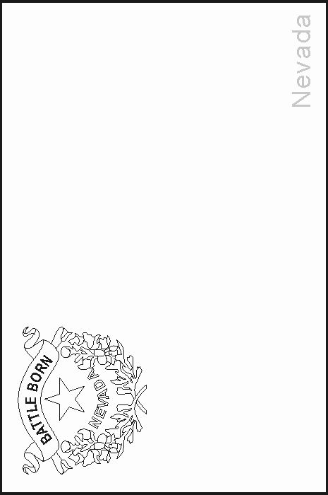 Hawaii Flag Coloring Page Beautiful Colouring Book Of Flags United States Of America Flag Coloring Pages Nevada Flag Arizona State Flag