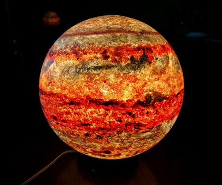 These Planet And Moon Lamps Are Some Of The Most Stunning Lamps You Will Ever See Planet Lamp Planets And Moons Planets