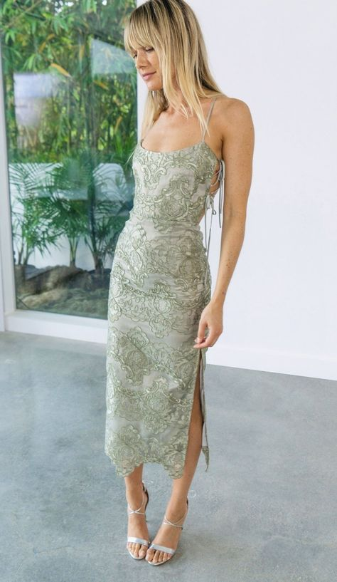 Formal Wedding Guests, Dresses For Wedding Guests, Engagement Party Dresses, Summer Wedding Outfits, Wedding Guest Looks, Vogue, Women's Fashion Dresses, Evening Dresses, Long Dresses
