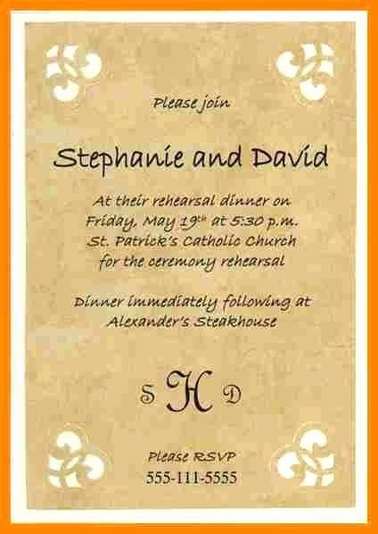 Formal Dinner Invitation Card Template Dinner Invitation Template Invitation Card Format Free Invitation Cards
