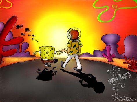 So Long, My Sponge-y Friend... by Mr-Toontastic on DeviantArt