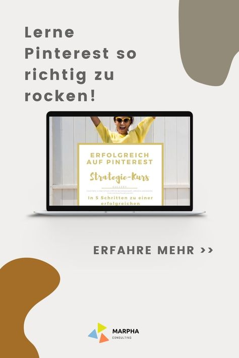Pinterest Marketing für Anfänger