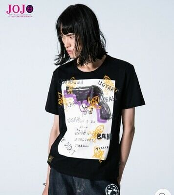 best service ff3d4 cf341 Ad)eBay - JoJo's Bizarre Adventure Part 5 glamb T-shirt ...
