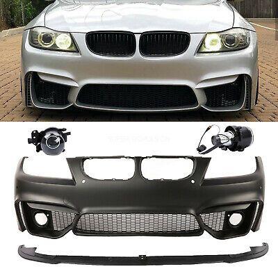 Sponsored Ebay F80 M4 Style Front Bumper W Fog Lights W Pdc