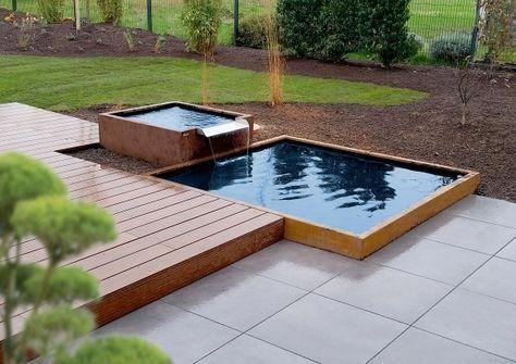gartenmetall® - Gartenobjekte aus Metall - Wasser ...