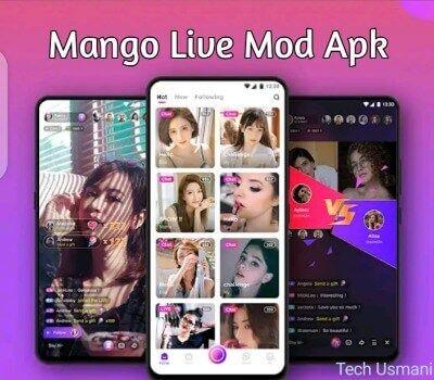 Mango Live Mod Apk Free Fire Diamonds Mod Mod App