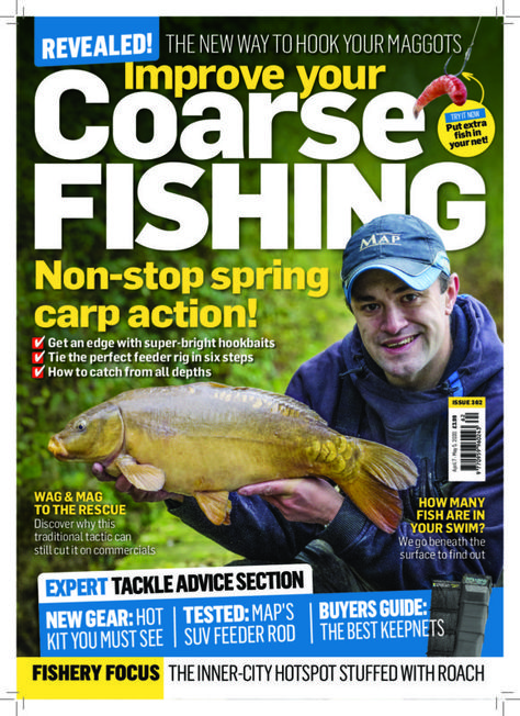 Improve Coarse Fishing Issue 362 In 2020 Coarse Fishing Fishing Magazines Fish