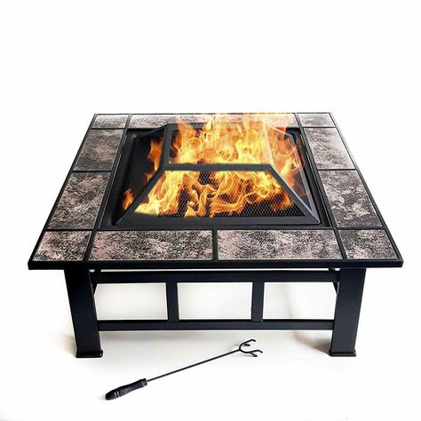 Firepit Outdoor Patio Heater Stove Fire