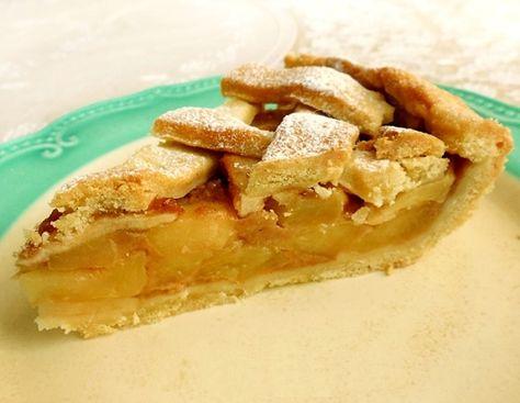 десерт из яблок в духовке легкий рецепт