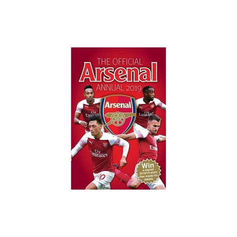 The Official Arsenal Annual 2020 - by Josh James (Hardcover)