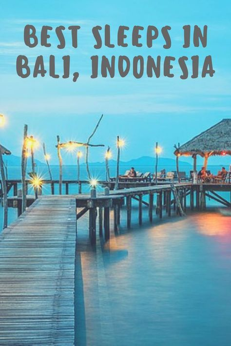 Wondering where to stay in Bali, Indonesia? Here are the best sleeps and locations in town to help you make the most of your vacation.