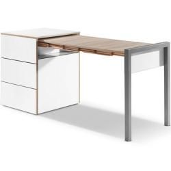 Mobel Countrylivinghomes Ausziehtisch Alwin S Space Box Country Living Weiss 74x60 110x60 Cm Country Livingcountry Living 2020