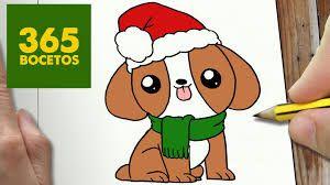 Resultado De Imagen Para Como Dibujar Perritos Kawaii Dibujos
