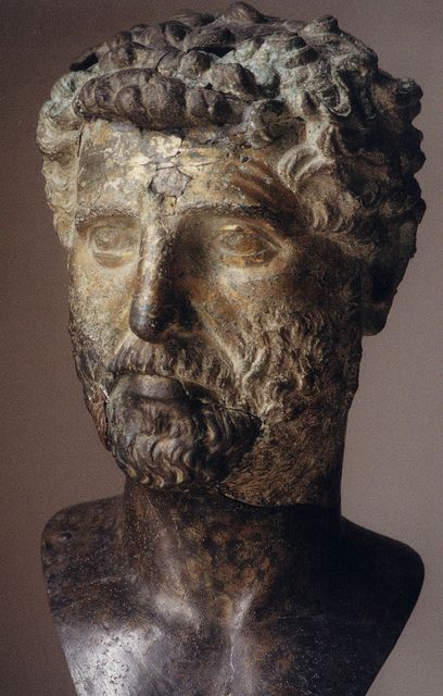 Hadrian by Cristoph Houbrechts Vanhoorne, via Flickr