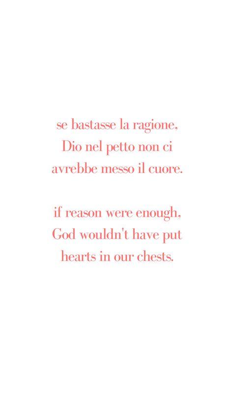 If Reason Were Enough