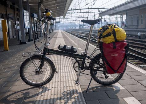 5 Reasons To Travel With A Folding Bike Folding Bike Urban