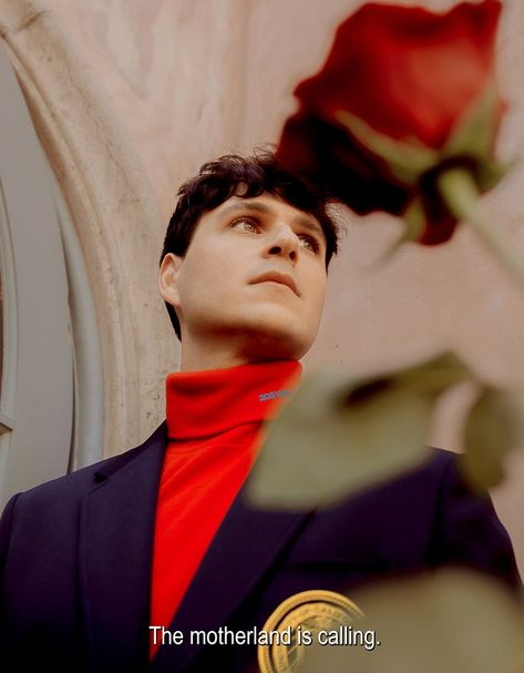 Inside the Charming Mind of Ezra Koenig