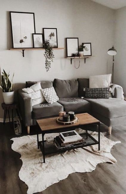 50 New Ideas Bedroom Cozy Dark Couch Bedroom Grey Couch Living Room Living Room Decor Apartment Farm House Living Room