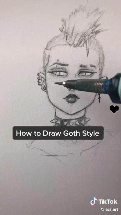 #diy #recipe #funny #tiktok #tiktokmemes #tiktokboys #tiktokusa #drawing #draw #drawingideas #drawingtips #drawthisinyourstyle #drawingchallenge #sketch #sketchbook #sketching #goth #gothgirl #gothicdecor #gothicfashion #teenager #teenagerposts #teenfashionoutfits #teenagerquotes #teenthings
