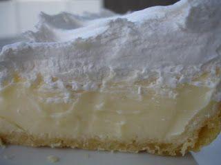 Sour Cream Lemon Pie Just Like Marie S Lemon Sour Cream Pie Lemon Cream Pies Dessert Receipes