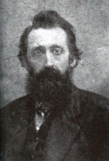 Hatfields McCoys Feud WILLIAM /'DEVIL ANSE/' HATFIELD Glossy 8x10 Photo Portrait