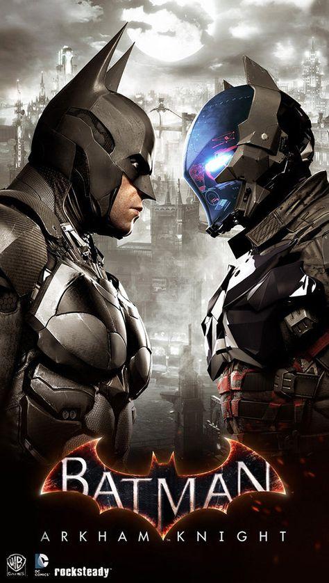 ArtStation - Batman Arkham Knight - promo art, Tomasz Namielski