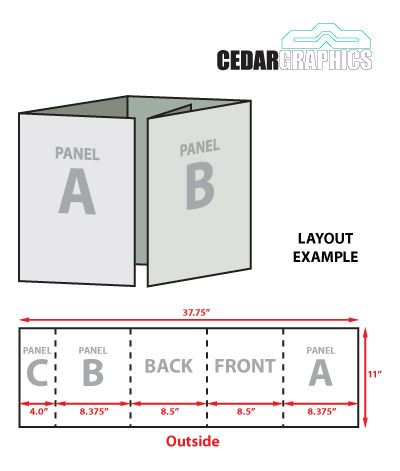 Gate Fold Brochure Brochure Design Brochures Graphic Design Class
