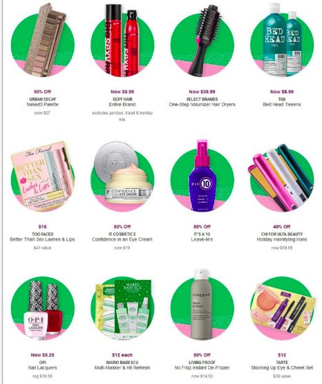 Ulta After Christmas 2019 Sale Best Ulta Beauty After Christmas Sale Offers Now Live Ulta Beauty Ulta Black Friday Ulta