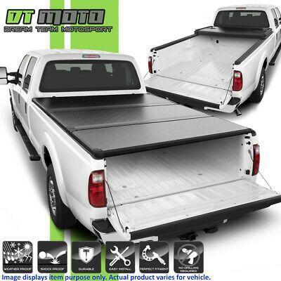 Sponsored Ebay Hard Tri Fold Tonneau Cover For 1999 2018 Ford Superduty 8 Feet 96 Long Bed Tonneau Cover Tri Fold Tonneau Cover Ford Super Duty