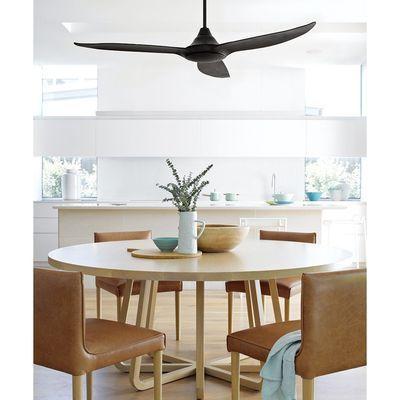 Ventilateur De Plafond Lucci Air Reversible Telecommande Dc En 2020 Ventilateur Plafond Boiserie Blanche Decoration Plafond