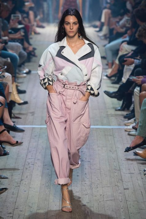 Isabel Marant Spring Summer 2019 Ready-to-Wear Collection – Paris