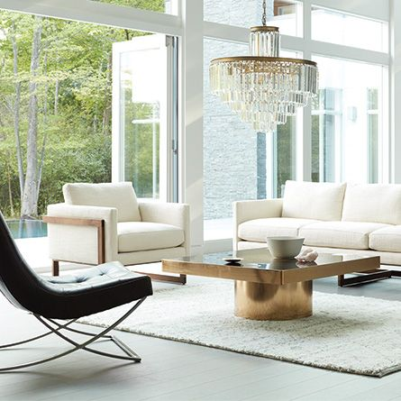 Fulton upholstered chair in trinidad snow also furniture rh pinterest