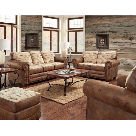 American Furniture Classics Model 8500 70k Angler S Cove 4 Piece