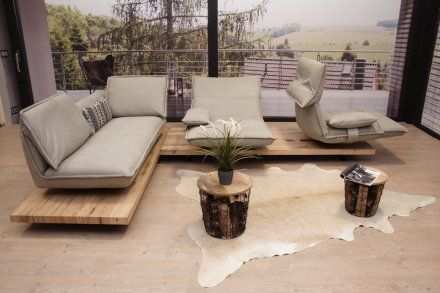 Koinor Modell Edit 2 In Leder A India Asphalt Outlet Gera In 2020 Living Room Remodel Furniture Design Living Room Dream Rooms