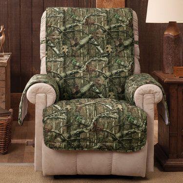 Camo Break Up Infinity Furniture, Camo Furniture Covers