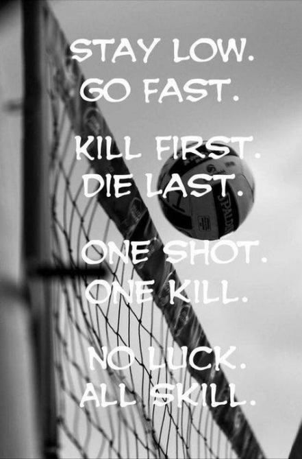 49+ Ideas Sport Quotes Volleyball Motivation