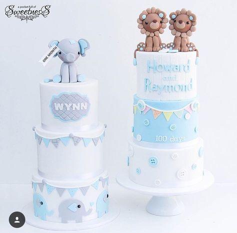 Nasim farjad wedding cakes