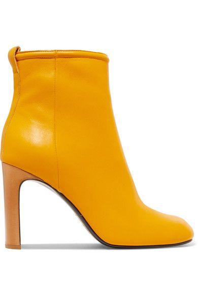 Rag \u0026 Bone Ellis Leather Ankle Boots In